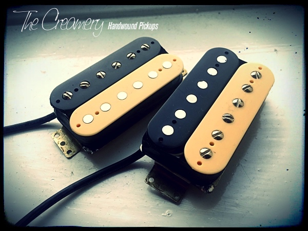 Creamery Custom '87 Replacement Humbucker Pickup - Sweet, Rich 'Appetite' Sound