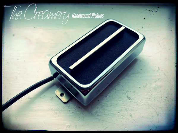 Creamery Replacement Charlie Christian PAF Size Pickup