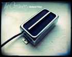 Creamery Replacement Dark Line Pickup - PAF/Humbucker Size