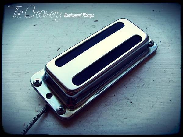 Creamery Replacement Rickenbacker® Style Mid '63 Bass Humbucker Pickup