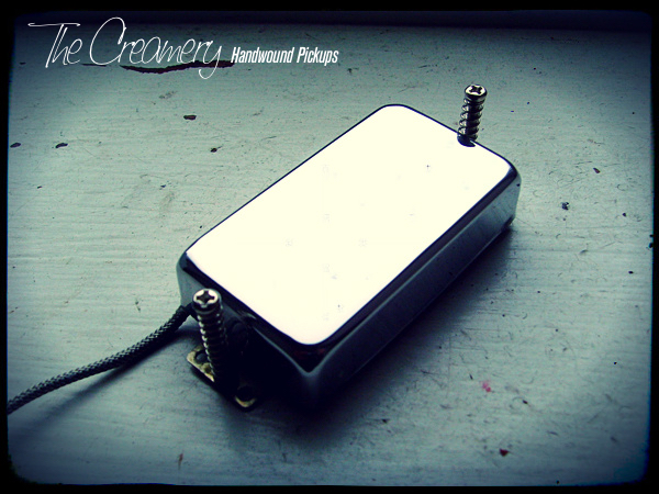 Creamery Humbucker Sized Firebird® style Pickup