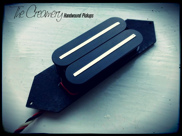Creamery Replacement Rickenbacker® Style Mid '63 Bass Humbucker Pickup_Replacement_Ric_Rickenbacker_Toaster_Style_Pickups