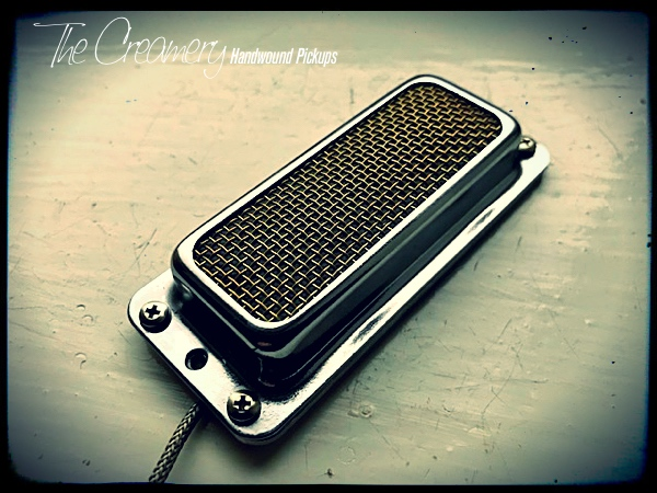 Creamery Replacement Sonic '60 pickup for Rickenbacker®