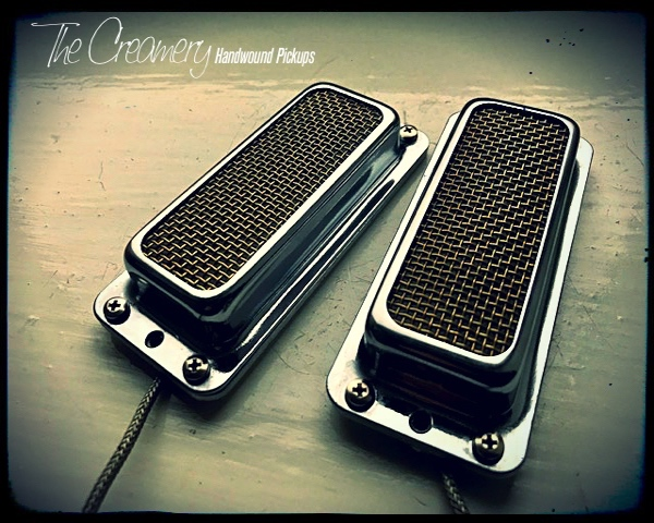 Creamery Replacement Sonic '60 pickup set for Rickenbacker®