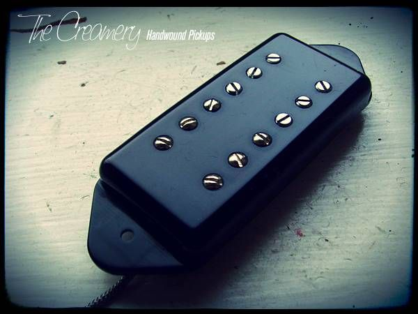 Creamery Custom '13 Humbucker Pickup for Dogear P90 Size