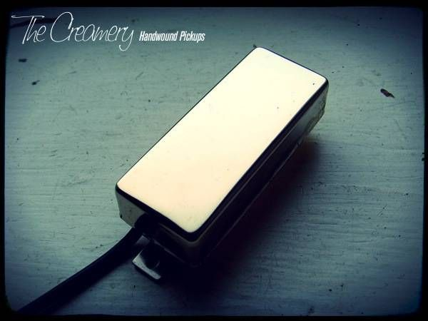 Creamery Custom Handwound Replacement Firebird® Style Pickups