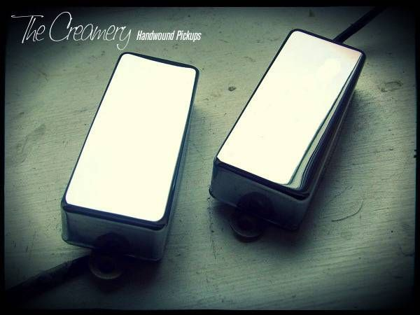 Creamery Custom Handwound Replacement Firebird® Style Pickup Set