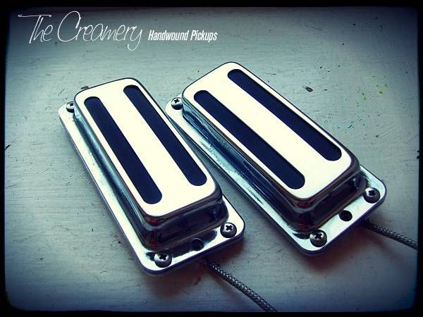 Custom Replacement Ric® Rickenbacker® High 68 Pickups