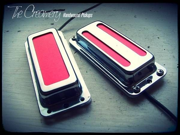 Custom Replacement Ric® Rickenbacker® Custom Design Pickup Set