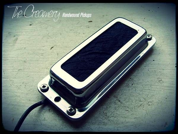 Custom Replacement Ric® Rickenbacker® Bass Humbucker Pickup