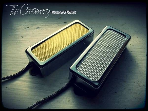 Creamery Custom Handwound Replacement Sweet 14 Pickup Set